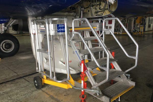 A320 Wheel Bay/Well Fixed Height Access Platform