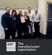 Semmco Wins EEF Outstanding Export Award 2014
