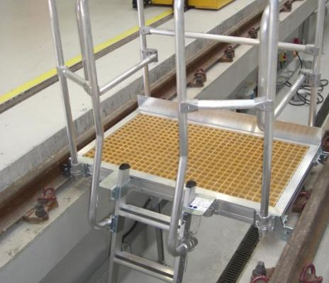 Rail Pit Boards