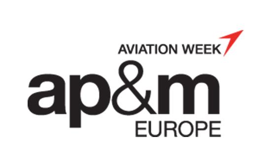 Aviation Week AP&M Europe 2018 – London, UK