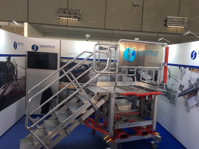 Success in Amsterdam – Semmco range is a hit at Helitech International