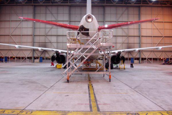 A320 APU Platform