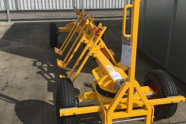 Transportation Trailer 6 Cylinder – Towable