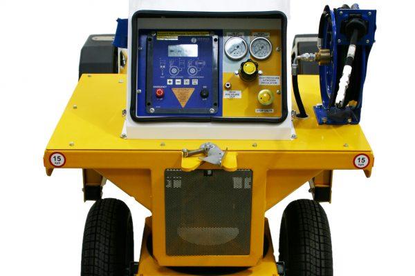 Nitrogen Trolley – Solar – Demount – 3 Cylinder (45L)