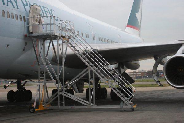 Fixed Height Engineers Maintenance Platform 4.5m