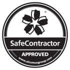 SafeContractor Accreditation Sticker Greyscale CS6_PNG to resize