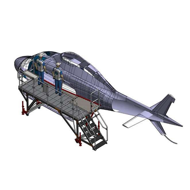 Helicopters: Collaborative Design and Full After-Sales Service
