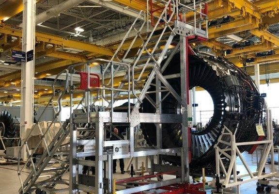 Variable Height Top Reach Platform for XWB & Trent 1000